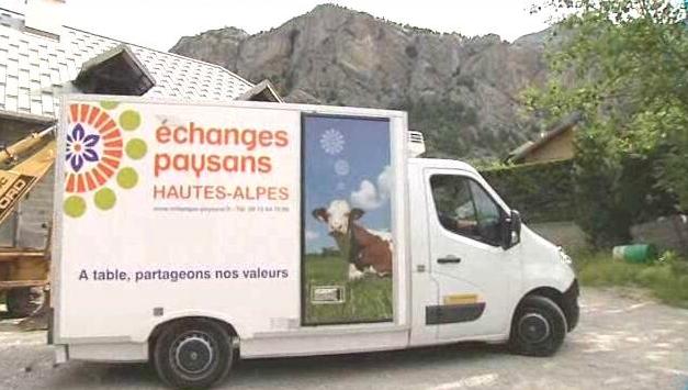 échange paysans